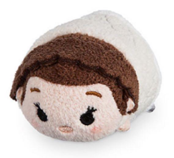 Star Wars  Hoth Princess Leia Disney Tsum Tsum 3.5 Beanie Baby front image  (front 83f8bbf655c