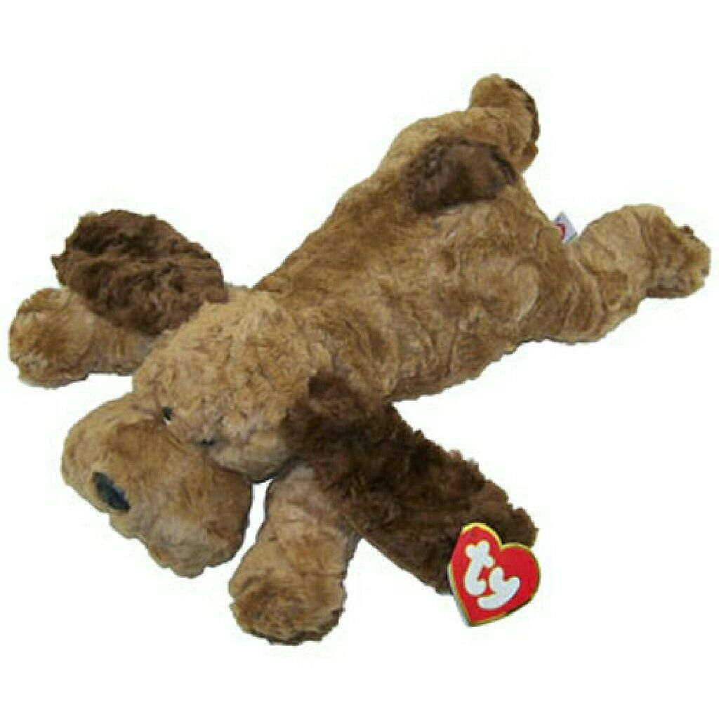 Elvis the Dog Ty Plush Beanie Baby front image (front cover) 0beae37ed29