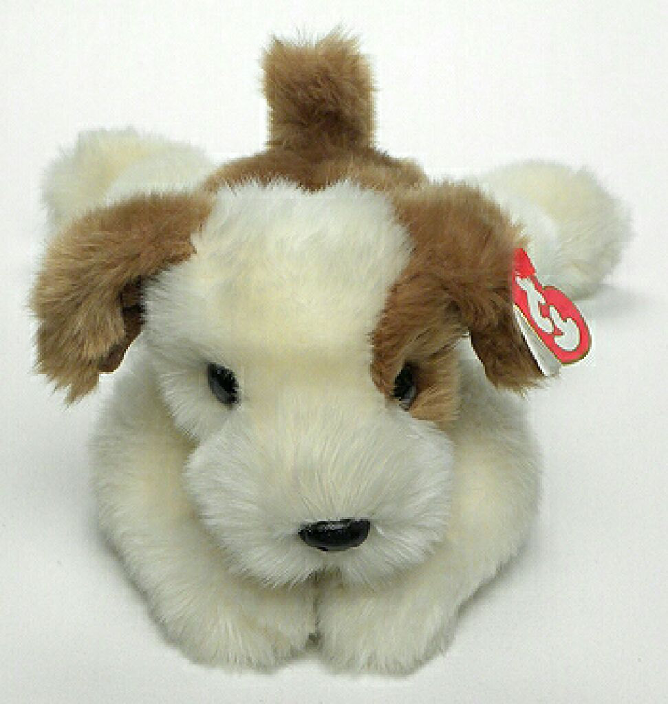 Baby Patches the Dog Ty Plush Beanie Baby - from Sort It Apps