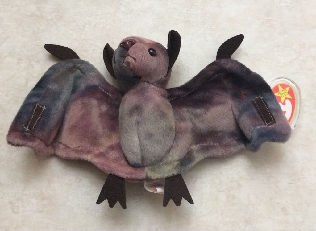 71c0bb6ceed Batty Beanie Baby (4035) front image (front cover)