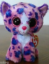 Reagan The Cheetah Beanie Boo Beanie Baby front image (front cover) f8cd24d013b