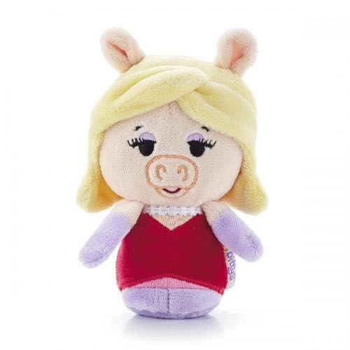 Miss Piggy: itty bittys Beanie Baby front image (front cover)