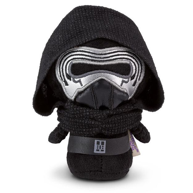 Kylo Ren: itty bittys Beanie Baby front image (front cover)