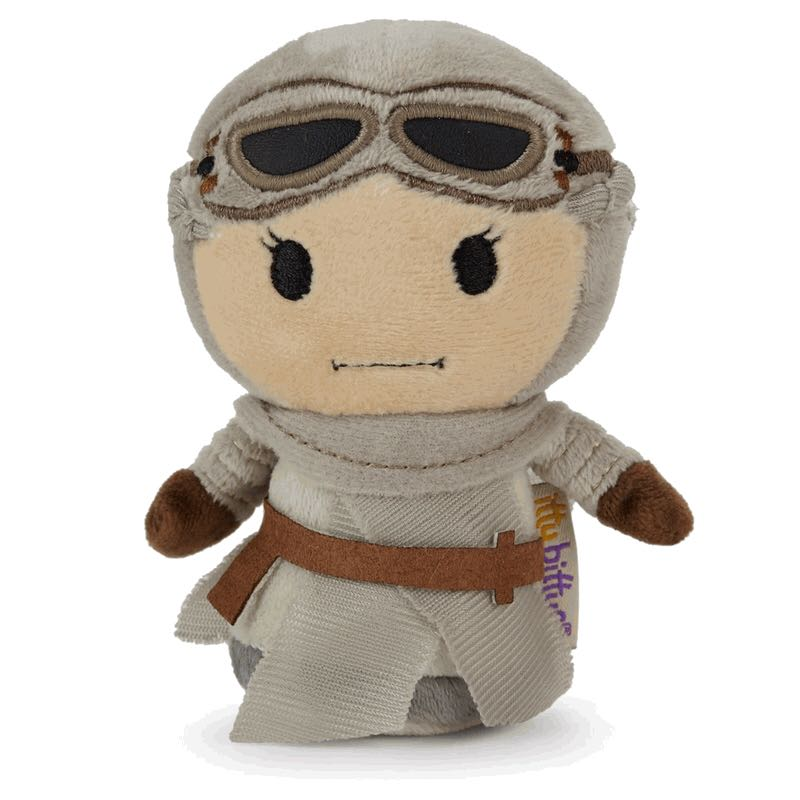 Rey: itty bittys Beanie Baby front image (front cover)