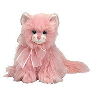 Jeweled Beanie Baby - Pink front image (front cover)
