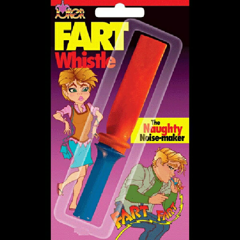 Fart Whistle Board Game (Humor) front image (front cover)
