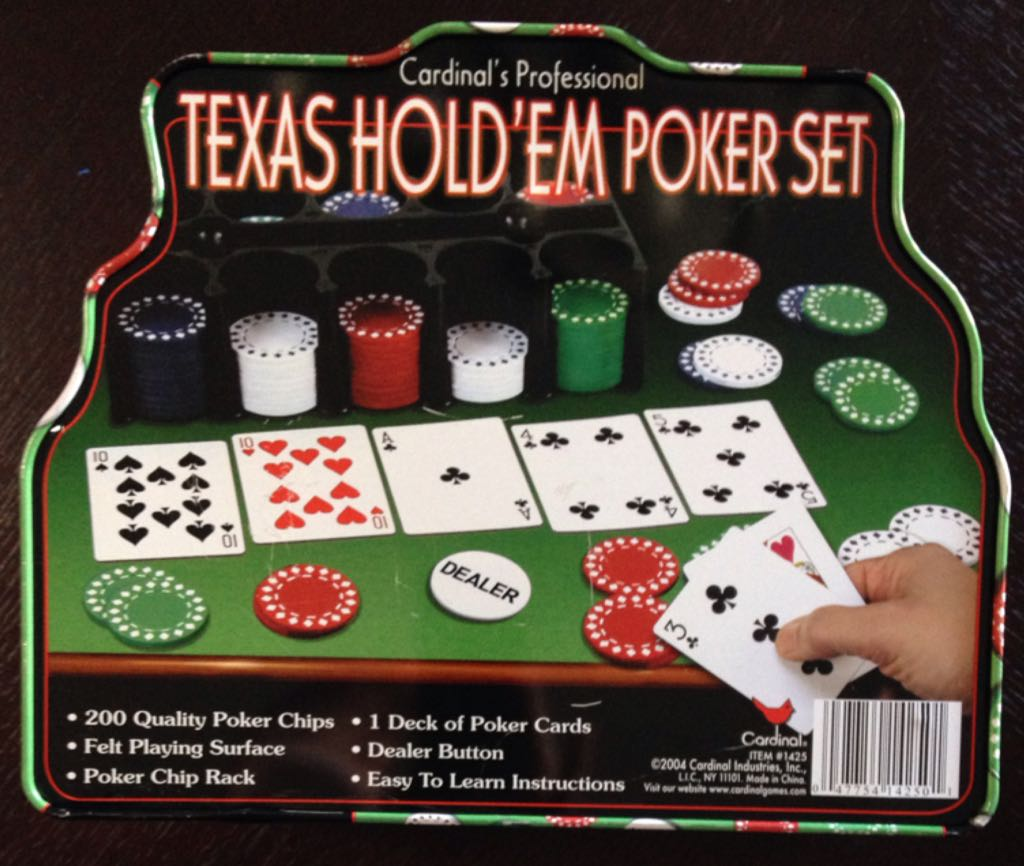 Holdem number of outs