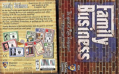Family business board game mayfair games strategycard gamemafia family business board game mayfair games strategycard gamemafia back colourmoves