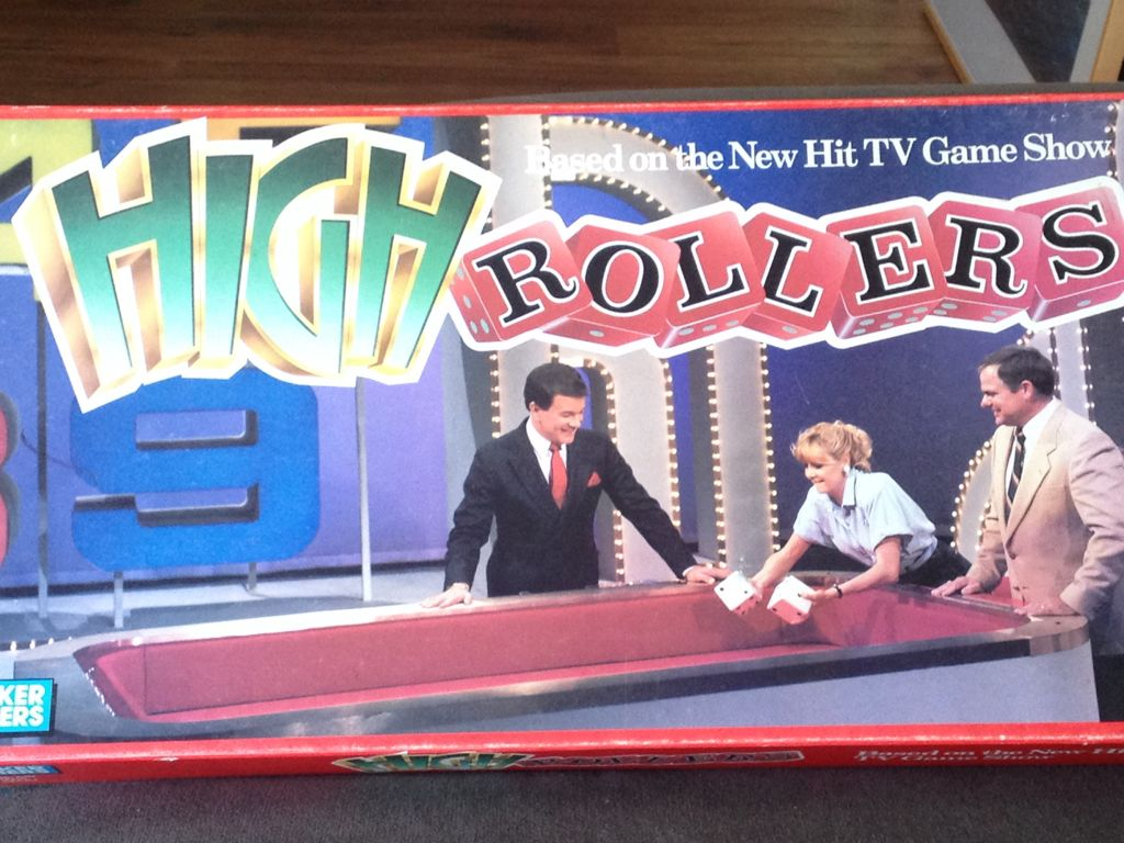 high rollers board game parker brothers trivia from sort it apps. Black Bedroom Furniture Sets. Home Design Ideas