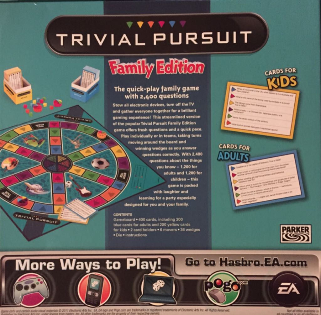 trivial pursuit essay Literature quiz questions what is this 1997 novel that chronicles the pursuit of chiyo sakamoto to the essay examines whether women were capable of.