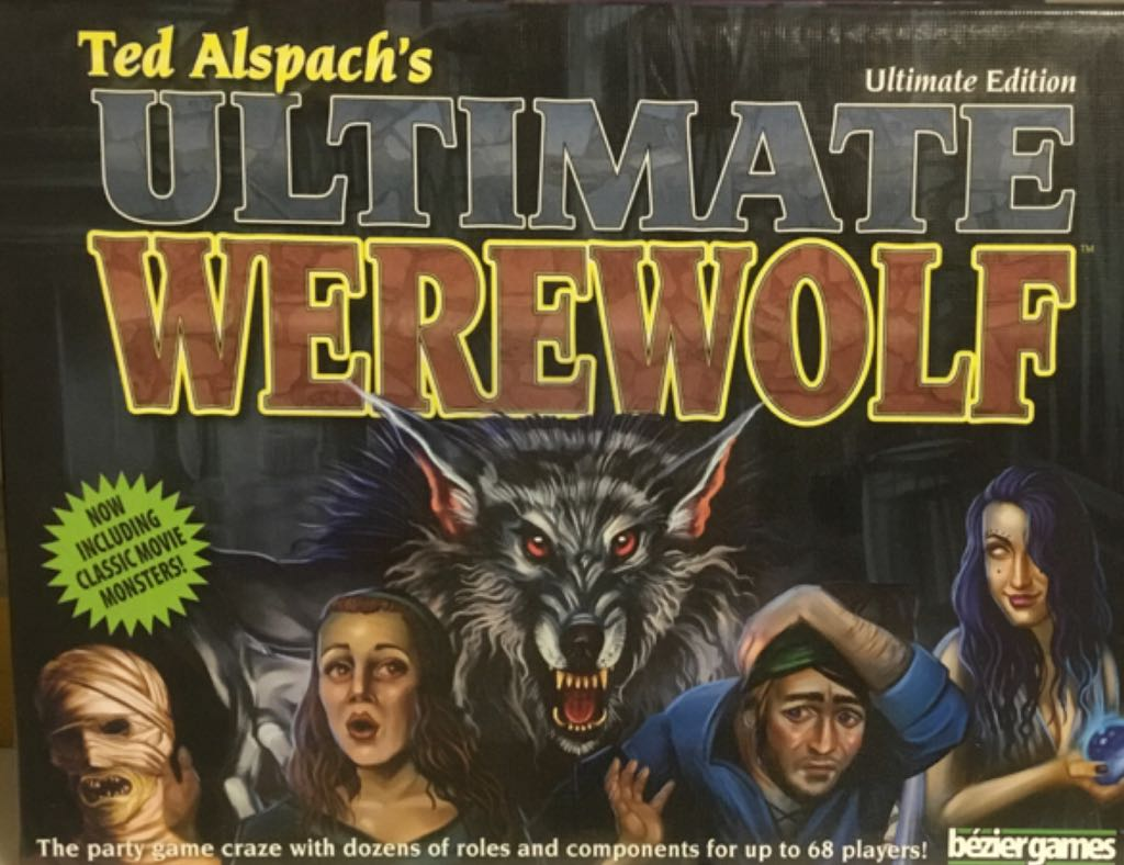 Ultimate Werewolf Board Game - from Sort It Apps
