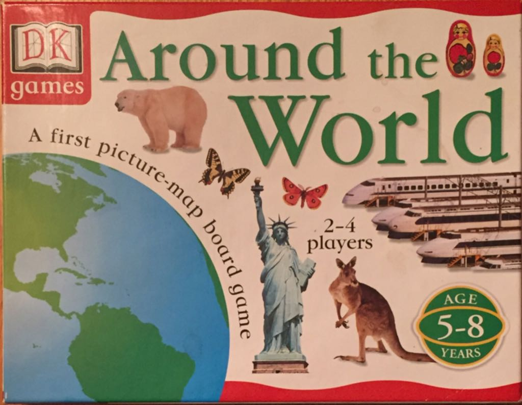 gamers around the world Around the worldorg travelling the seven parts of the world.