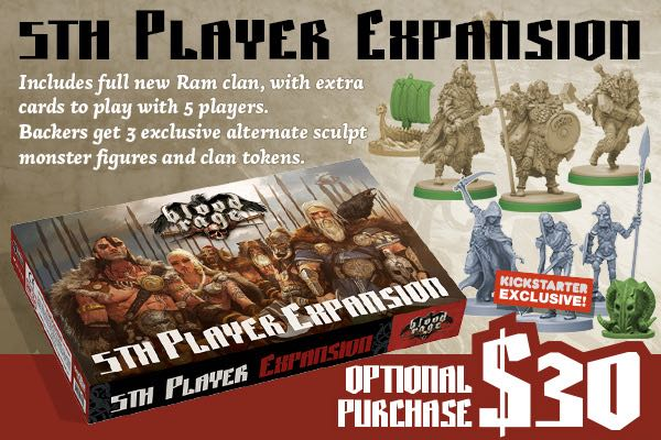 blood rage board game expansions