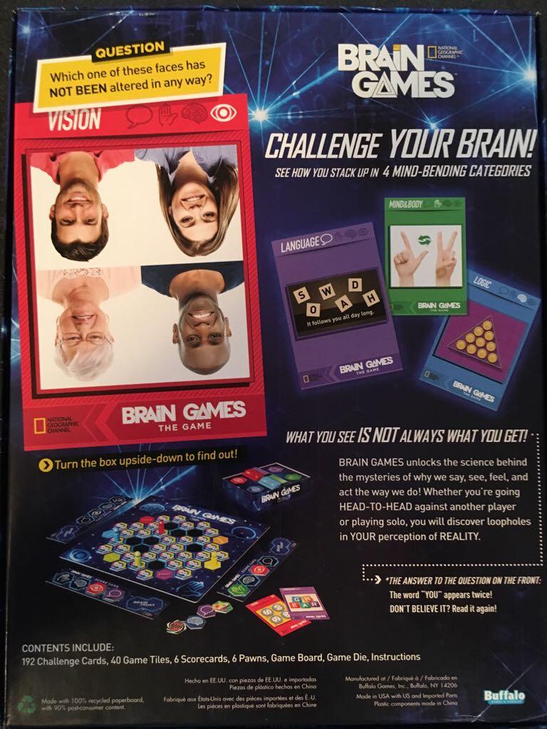 Trivia Brain Blasters! | National Geographic
