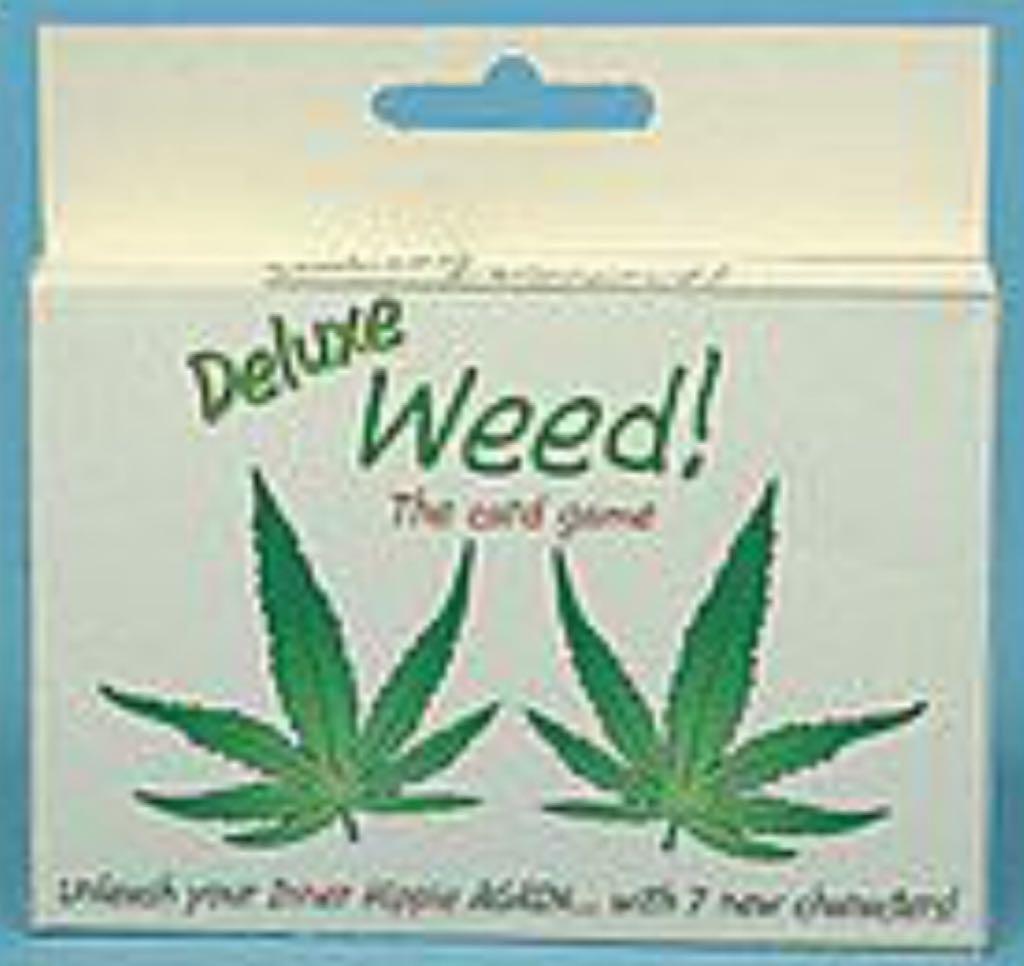 Weed Card Game Kheper