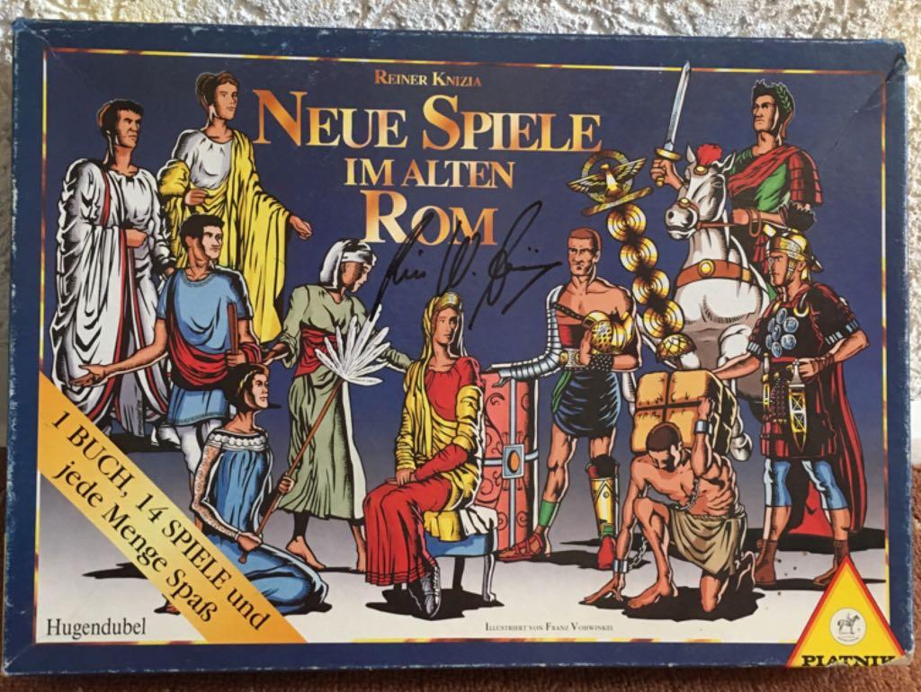 Rom Spiele