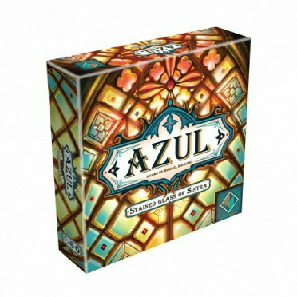 Azul : Les Vitraux de Sintra Board Game - Next Move (Building*Collectible) front image (front cover)