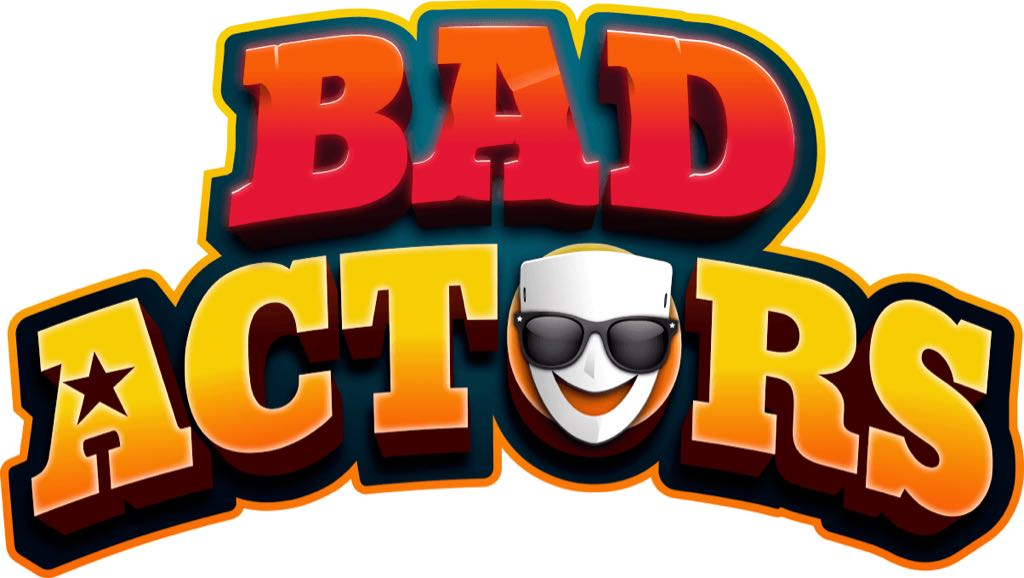 Bad Actors Board Game front image (front cover)