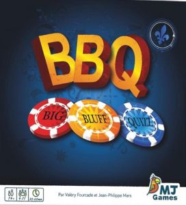 Bbq Board Game front image (front cover)