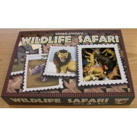 Wildlife Safari Board Game front image (front cover)