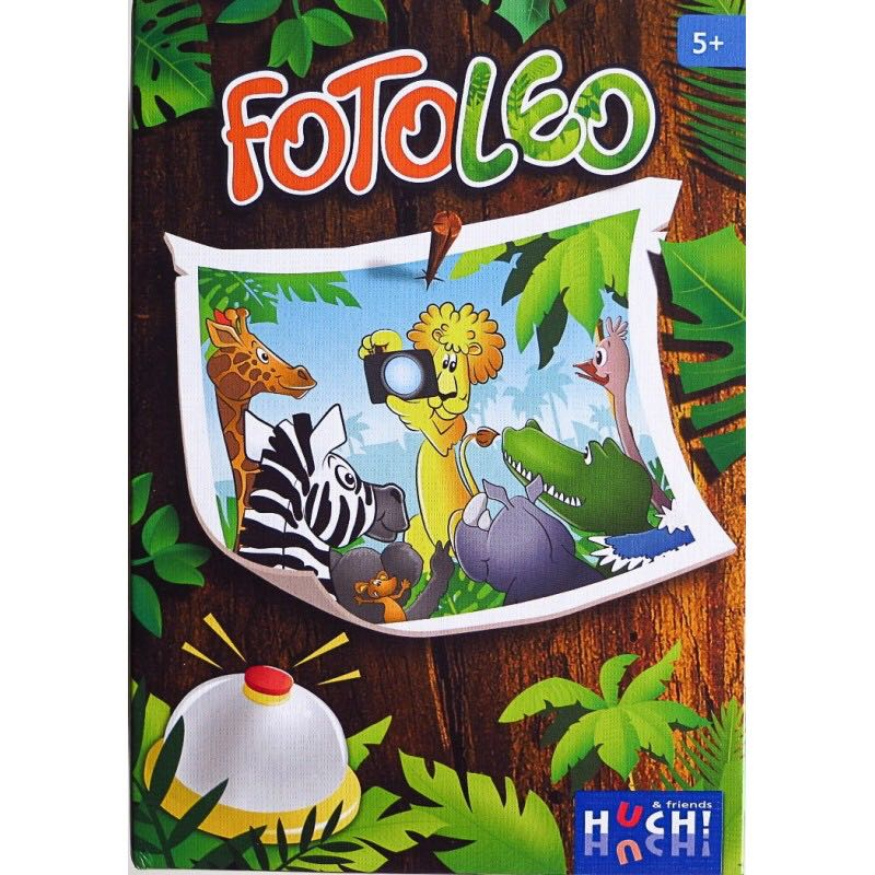 Fotoleo Board Game front image (front cover)