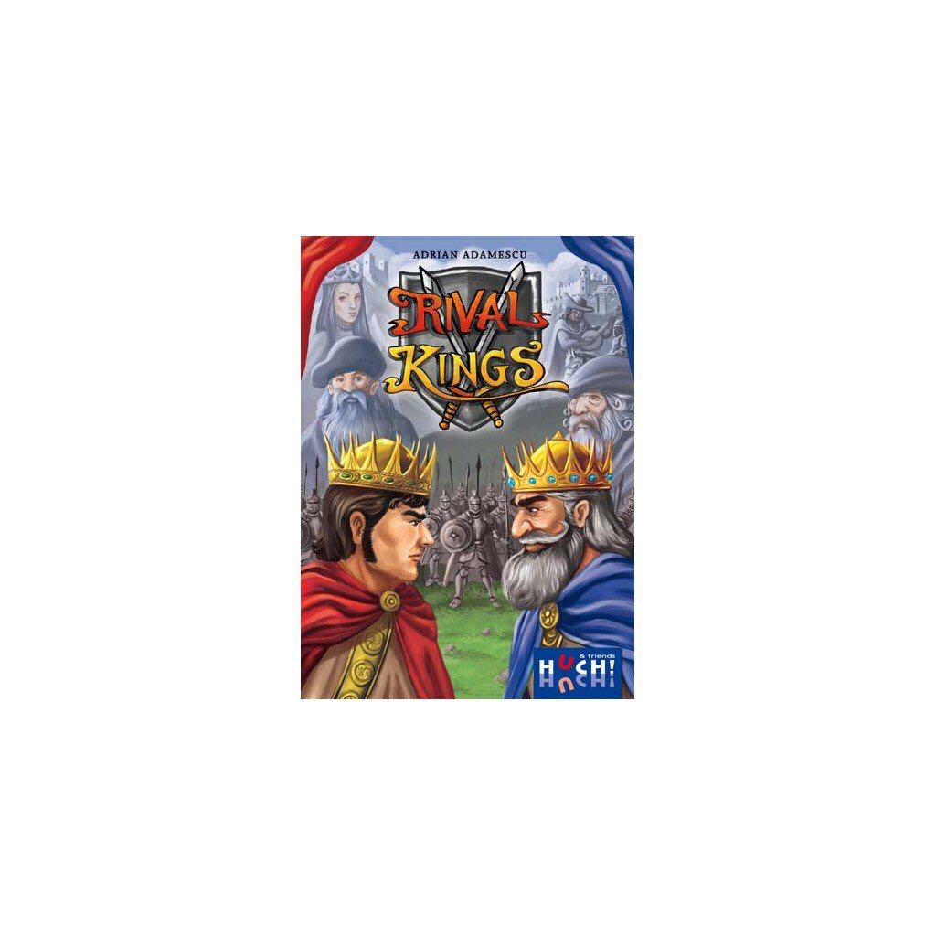 Rival Kings Board Game front image (front cover)