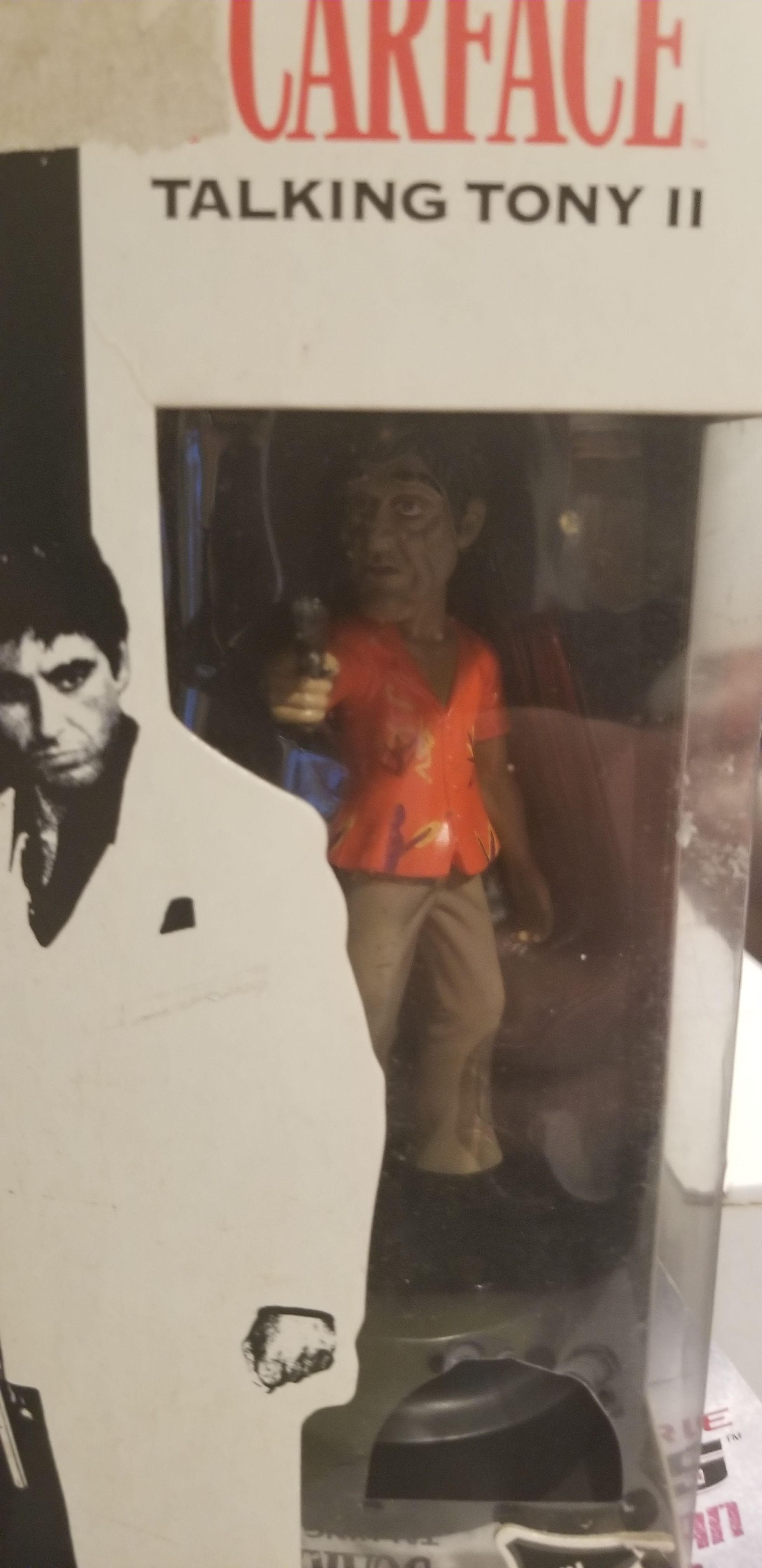 Scarface Bobblehead front image (front cover)