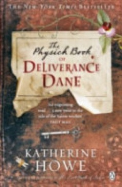 The Physick Book of Deliverance Dane Book - Penguin Books (USA) front image (front cover)