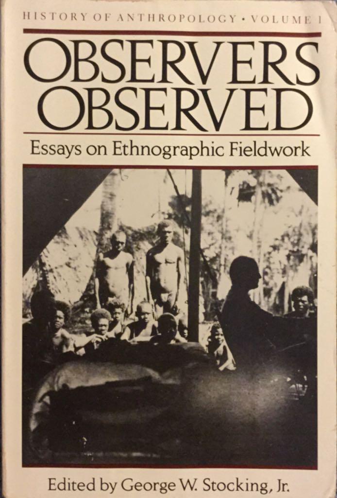 fieldwork essay