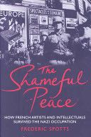 The Shameful Peace Book front image (front cover)