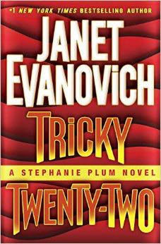 22 Tricky Twenty Two Book - Bantam Books (USA) front image (front cover)