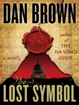 The Lost Symbol Book front image (front cover)
