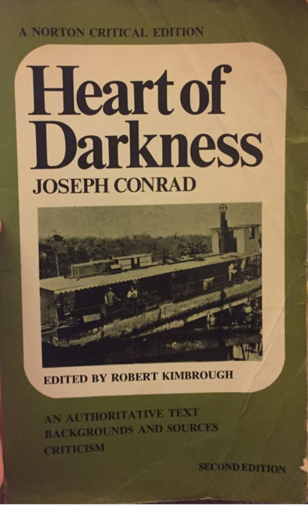 critical essays - heart of darkness Free sample сritical уssay on heart of darkness  order critical essay about heart of darkness written by degree holding writers at our writing service.