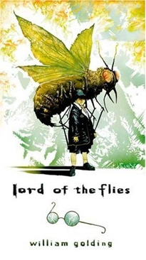 Lord of the Flies Book - A Perigee Book (USA) front image (front cover)
