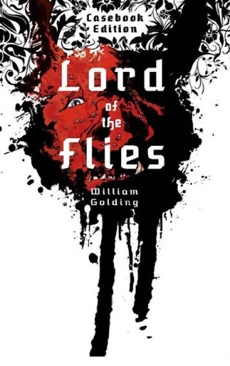 Lord of the Flies Book - A Perigee Book front image (front cover)