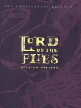 Lord of the Flies Book - Perigee front image (front cover)