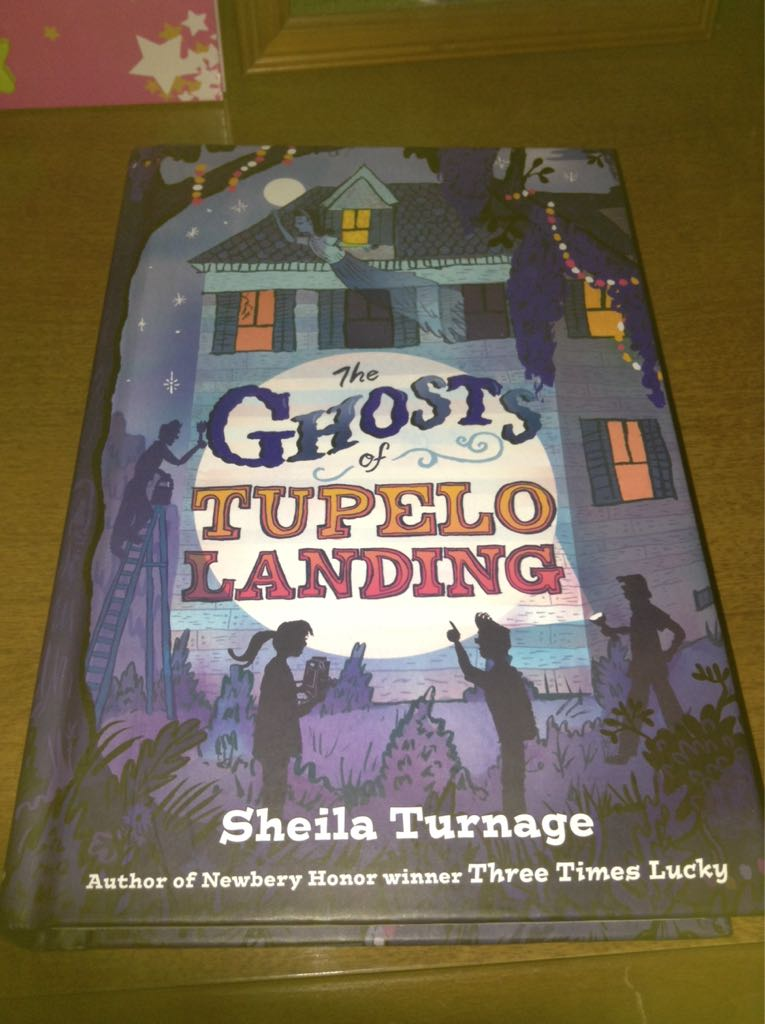 The ghosts of tupelo landing book from sort it apps the ghosts of tupelo landing book front image front cover fandeluxe