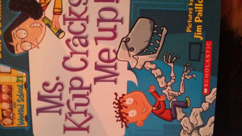 My Weird School #21 Ms Krup Cracks Me Up!