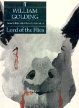 Lord of the Flies Book - Faber and Faber (UK) front image (front cover)