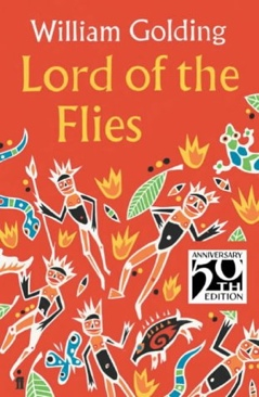 Lord of the Flies Book - Faber and Faber Limited (UK) front image (front cover)