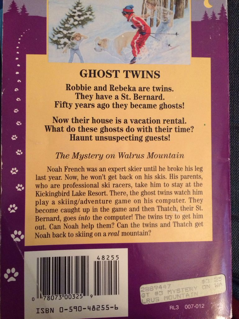 a review of the mystery book the third twin While acting on a hunch that might solve the mystery surrounding steve review text praise for ken follett and the third twin follett infuses the book with an.