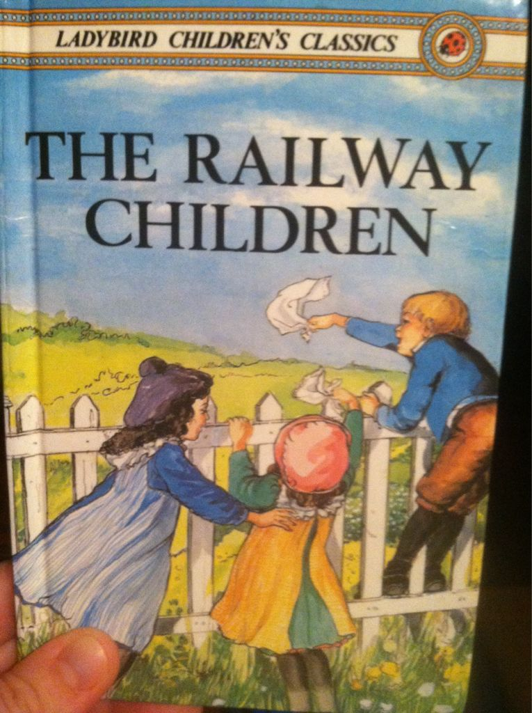 The Railway Children Book Cover : The railway children book ladybird books from sort it apps