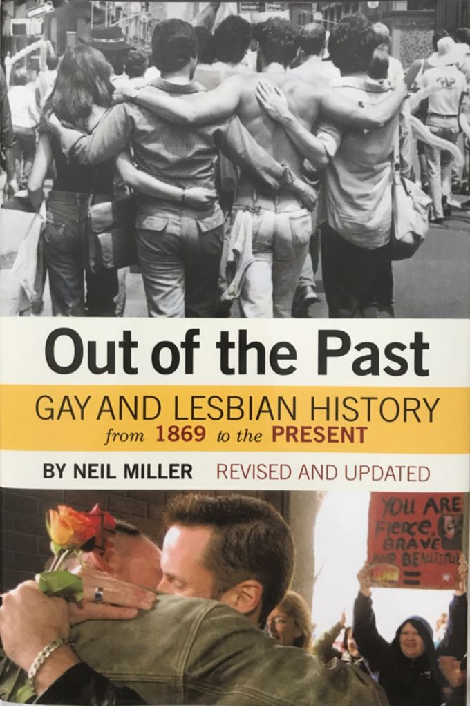 why neil millers book out of the past gay and lesbian history from 1869 to the present is bizarre an Body of 'black female' is found near the crash site of lesbian couple who neil patrick harris reveals why he signed up bizarre claims that stan.