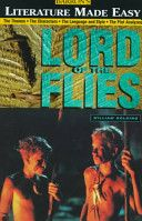Lord of the Flies Book - Barrons Educational Series Incorporated front image (front cover)