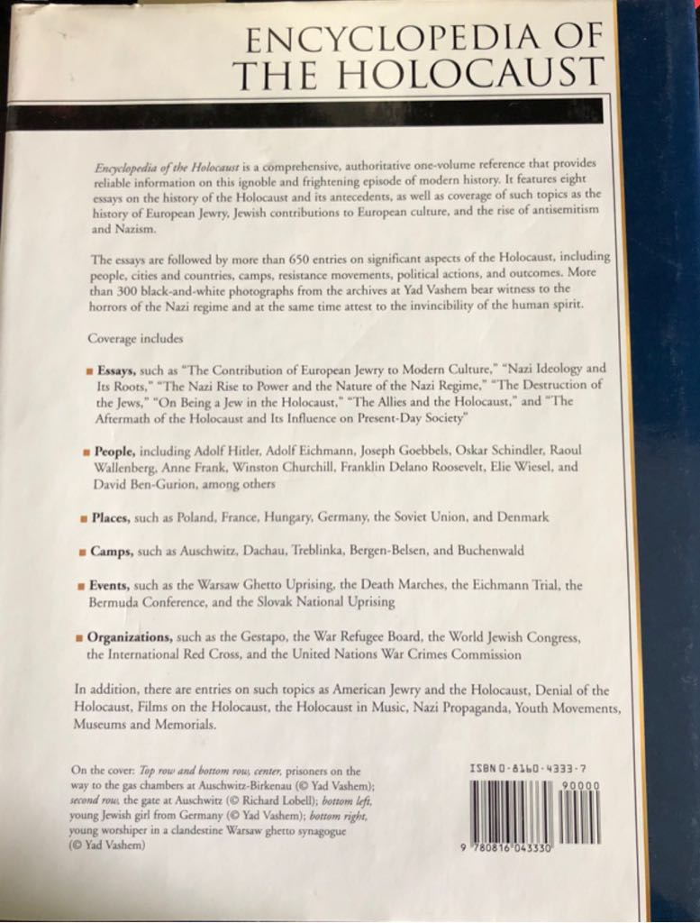 modernism and the holocaust The holocaust and the postmodern, robert eaglestone (oxford: oxford university press, 2004), 369 pp, cloth $11500, pbk forthcoming (2008.