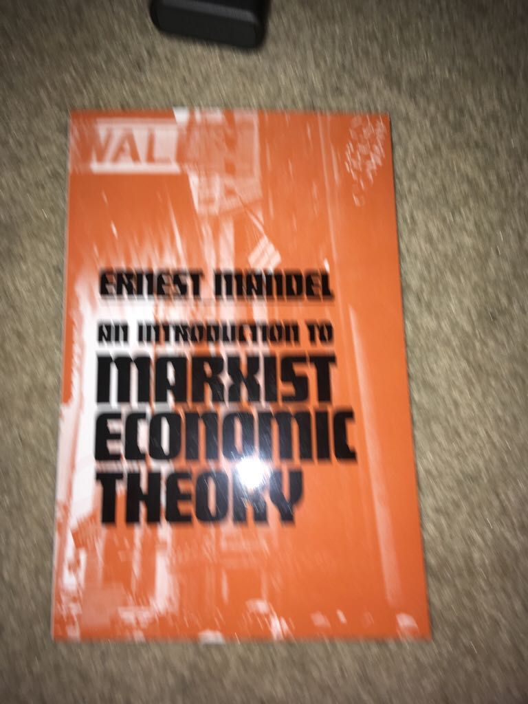 an introduction to the marxist theory Richard hyman's industrial relations: a marxist introduction is a seminal work in the study of labour unions, the employment relationship and industrial relations within britain and western capitalist societies, and extant radical and.