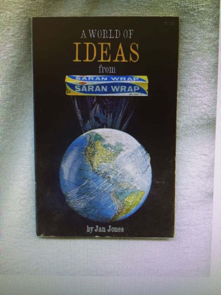 a world of ideas Rent a world of ideas 9th edition (978-1457604362) today, or search our site for other textbooks by lee a jacobus every textbook comes with a 21-day any reason guarantee published by bedford/st martin's.