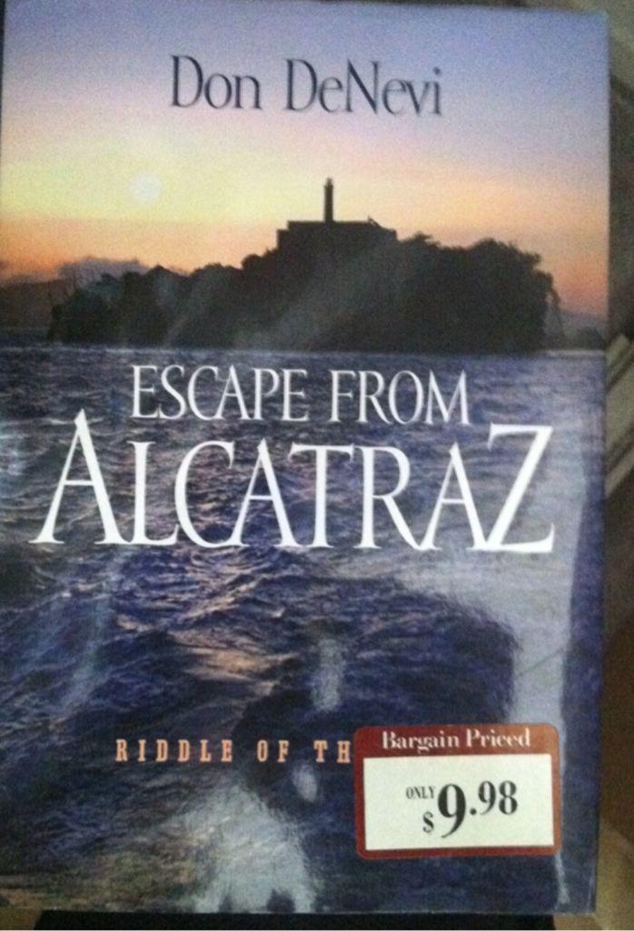 Alcatraz #2 books - YouTube