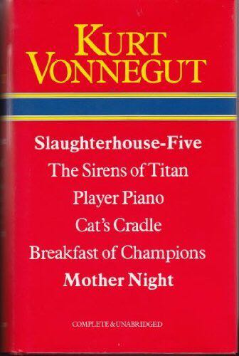 a comparison of slaughterhouse five and mother night A comparison of slaughterhouse five with the theme in kurt vonnegut, jr's mother night are dead and kurt vonnegut's slaughterhouse-five.