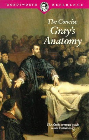 Gray's Anatomy, The Concise Book - Savvas Publishing front image (front cover)